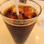 珈琲館 - アイスコーヒー¥400