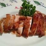 龍龍亭 - 揚げ鶏のスイートチリ