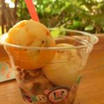 サーティワンアイスクリーム - 「ハッピー・フォー・ユー(4・You)」こちらは僕の。420円。