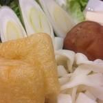 いちなべ家 - 豆乳鍋の野菜