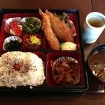 満里 - 料理写真:ランチ