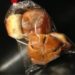 ノルトエッセン - 菓子パンセット(525円)