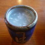 みよし - 甘酒(温、生姜入)