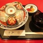 銀座 天一 - 大名天丼(2310円)