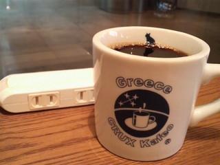 クルックス カフェオ ヨーロピアンリゾートカフェ - コーヒーとコンセント