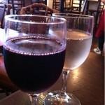 ラノズ - グラスワインは¥600