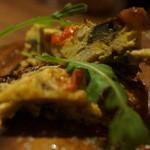 バール エ ターヴォラ カルダ ラ・ジョストラ - 農園野菜のフリッタータ