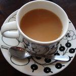 ココモkaffe - ミルクティー