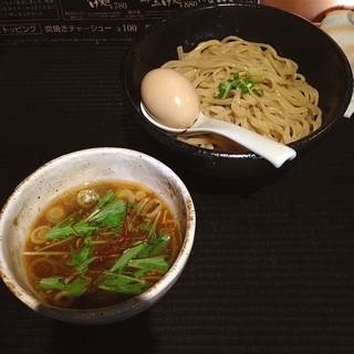 麺屋 宗 - 味玉つけ麺