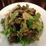 rana - ランチのサラダ