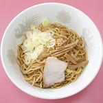 中華料理 津園 - 油そば ¥650