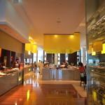 インターコンチネンタルホテル大阪 - 朝食のレストラン「NOKA」です。