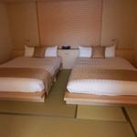 湖南荘 - 寝室