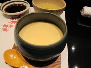 鮨 こうづま - 茶碗蒸し
