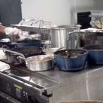 ル・ブション・オガサワラ - 鍋たち