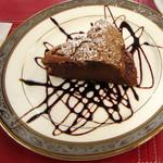立木音楽堂 - ケーキ