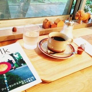 フォークオールドブックストアー - コーヒー