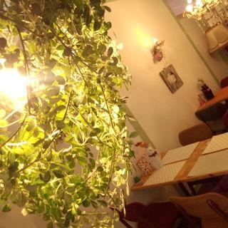 森のカフェ♪