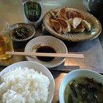 2173611 - 餃子定食(750円)