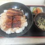 21730976 - 鰻丼