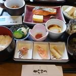 札幌エクセルホテル東急 - 和定食。メシマズ!