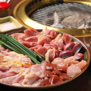 地鶏を存分に楽しめるお得なコースは2,500円〜各種ご用意!