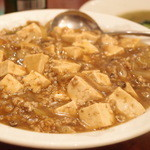 翠鳳 本店 - 麻婆豆腐