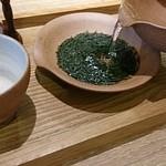 深緑茶房 - 伊勢茶