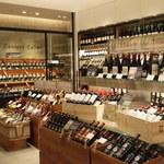 エノテカ・ミレ - カフェ&バー エノテカ・ミレ隣のショップには約1000種類のワインがずらり。