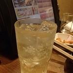 北の味紀行と地酒 北海道 - ハイボール