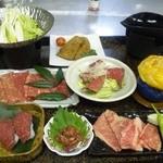 藤太郎 - 料理写真:まんぷく飛騨牛コース