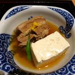 肴 - ランチ\1000(豚の角煮)