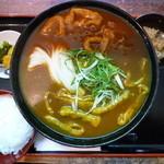 瀬戸内製麺710 - ひやあつカレーうどん(H25.10.5)