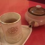 DINING de LAPiN - 一保堂の番茶