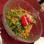 小皿キッチン ココロ - ピーマンのサラダ…?