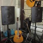 ライブ酒場 本町POP - 機材も置いてます。