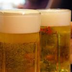 カープ鳥 - ビール