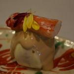 日本料理ゆず亭 - いちじく
