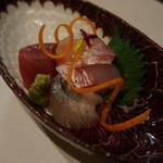 日本料理ゆず亭 - 刺身
