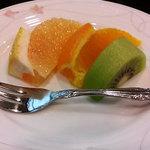 喫茶室 八十六温館 - デザート