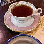 喫茶室 八十六温館 - 紅茶も美味しい