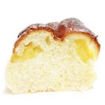 萌黄 - やわらかーい りんごパンの断面 '13 5月下旬