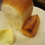 21748186 - ミニ食パンとフレンチトースト