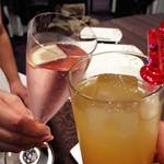リュクセレ - ノンアルコールカクテルで乾杯!