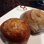 リュクセレ - «フランスレストランウィークメニュー»パン