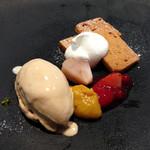 リュクセレ - «フランスレストランウィークメニュー»デザート盛り合わせ