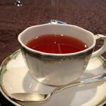リュクセレ - 紅茶(おかわりもいただけます)