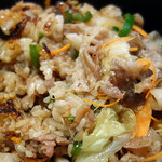 Kitchen KAMEYA 洋食館 - 香取神社丼のオコゲ