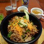 Kitchen KAMEYA 洋食館 - 香取神社丼