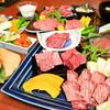 Kyounoyakinikudokorohiro - 料理写真:7,000円コース